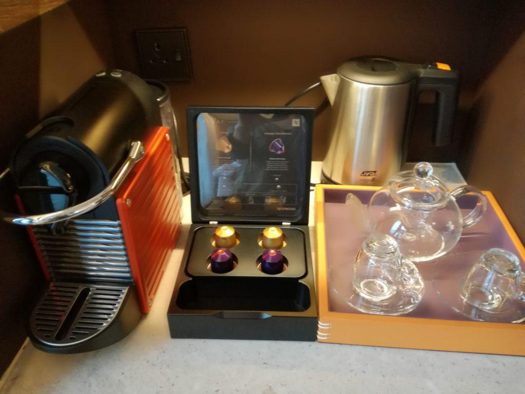 アンダーズののコーヒー