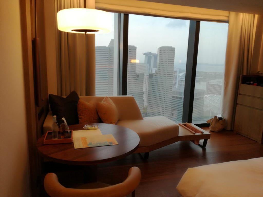 andaz singapore room