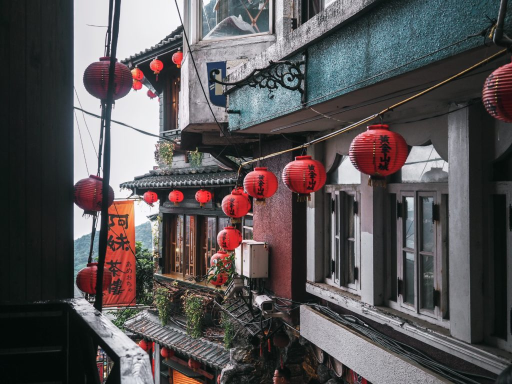 台湾 チウフェン