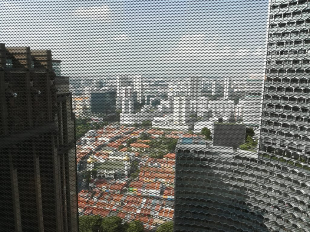 andaz 32階シティービュー