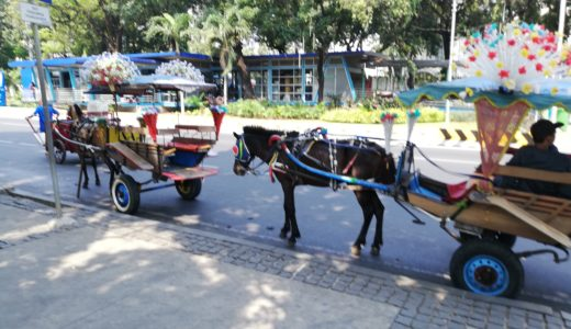 JGC修行第1弾 OKA-CGKタッチ③ ジャカルタ市内観光での公共交通機関の使い方