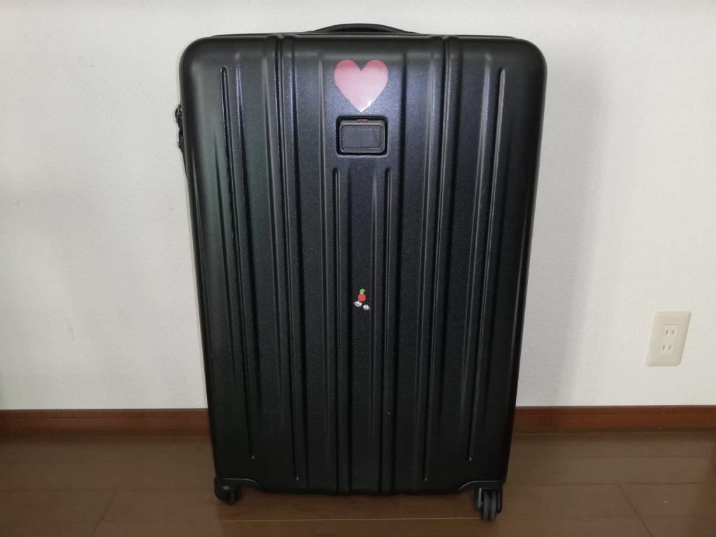 TUMIスーツケースV3