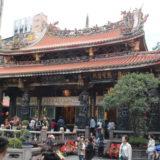 台北のパワースポット龍山寺と足マッサージで癒される 台湾子連れ旅④