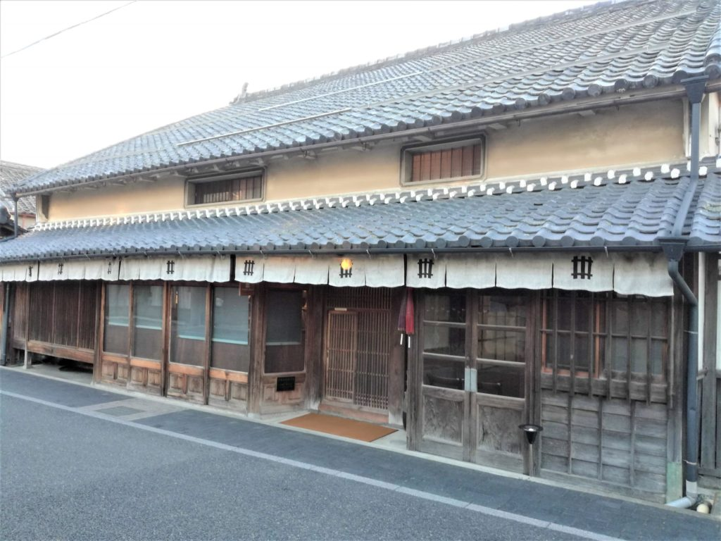 篠山城下町ホテルONAE棟