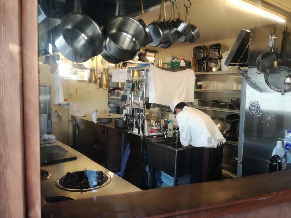 NIPPONIA篠山城下町ホテル 厨房