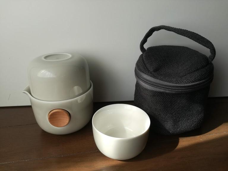 台湾で買った茶器