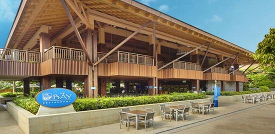 Adventure Cove Waterpark レストラン外観
