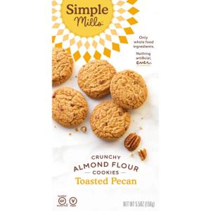 アイハーブのおすすめ!こどもが大好きなヘルシーおやつ|simple mills cookies