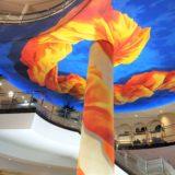 横浜ベイホテル東急の吹き抜けロビーの画像
