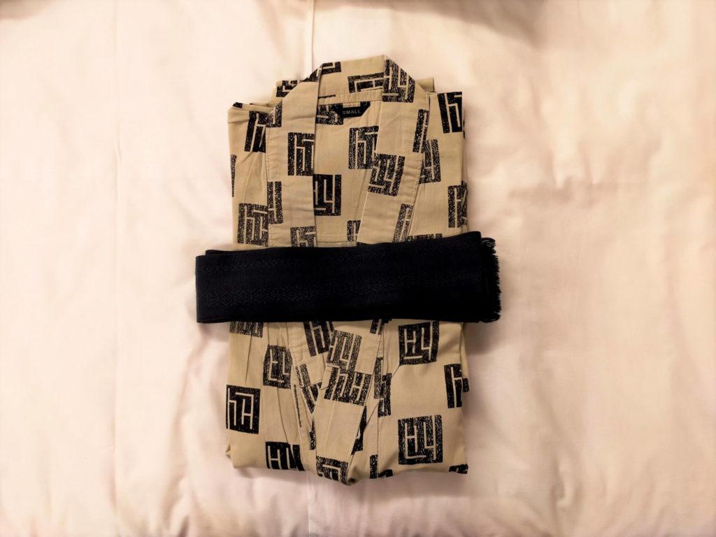 ハイアットリージェンシー箱根のおしゃれ浴衣