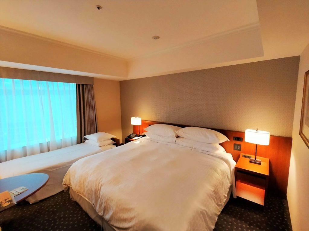 横浜ベイシェラトンホテル&タワーズの客室