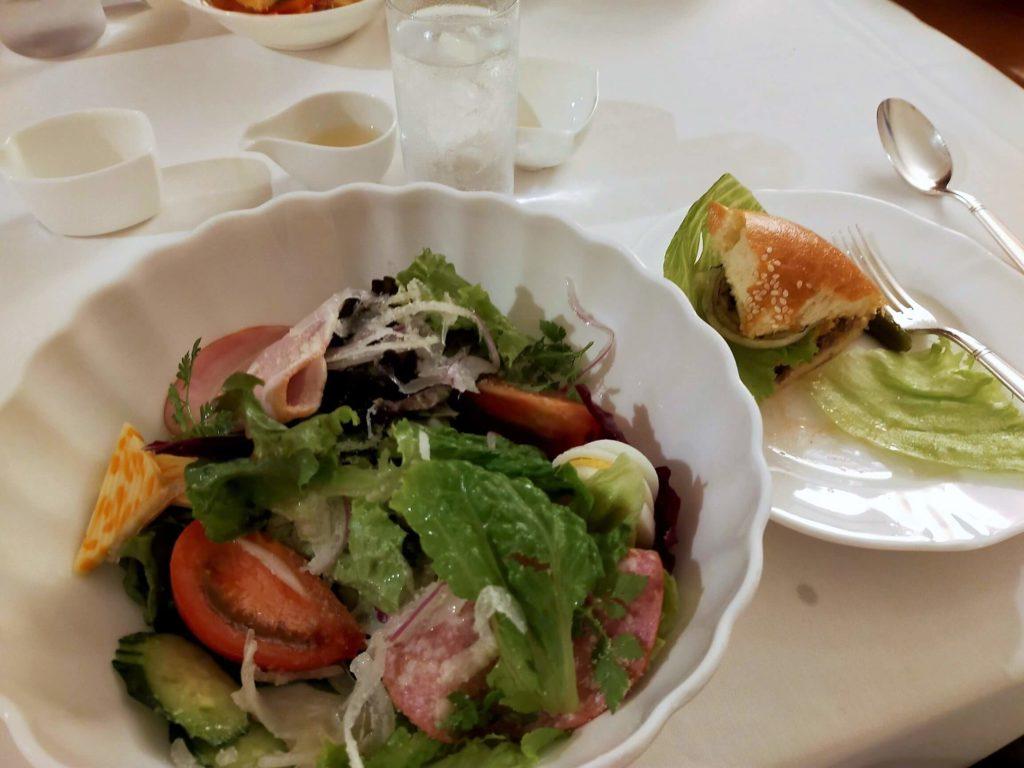 横浜ベイシェラトンホテル&タワーズのルームサービス